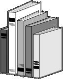 Uppslagsböcker av den gamla stammen