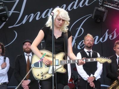 Amanda Jenssen, ej gräddbakelse