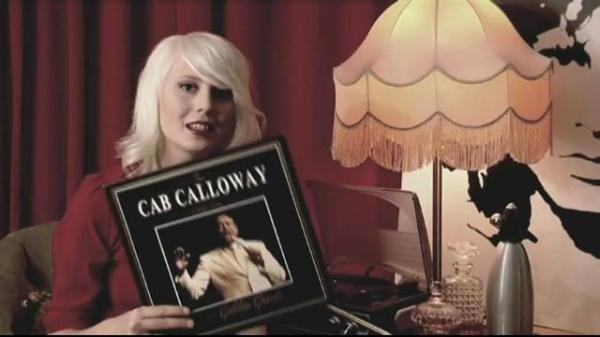 Bild ur promotionvideo från Sony Music