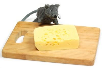 mus och ost från Riksost
