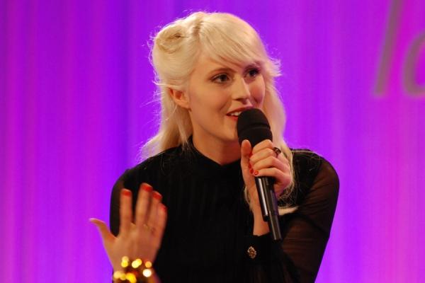 Amanda Jenssen i Tyskland 2010