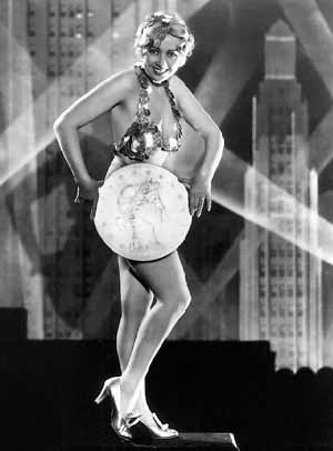 joan blondell i busby berkeleys gold diggers of 1933