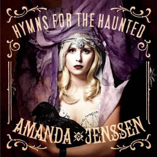 amanda jenssen ny singel ghost