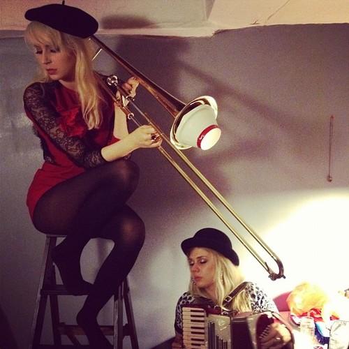amanda trombon