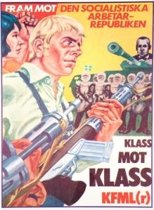 kfml kpml kommunistiska partiet