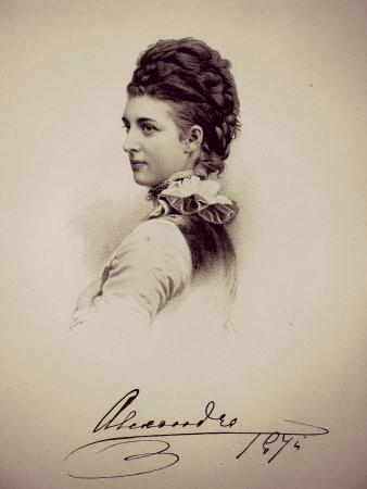 princess of wales queen alexandra
