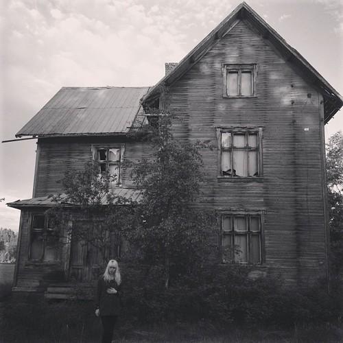 amanda i spökform