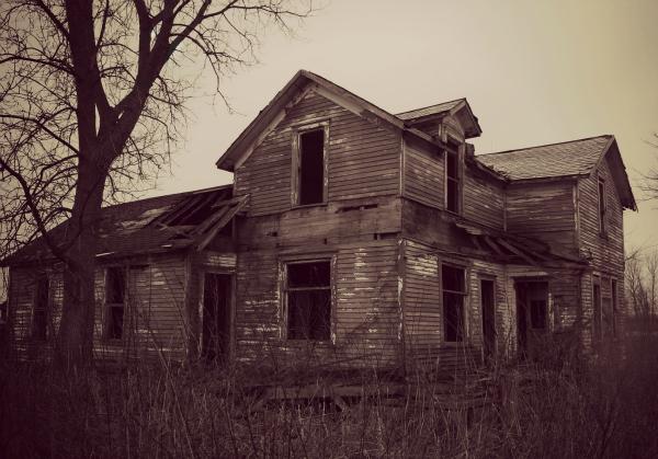ett spökhus åt amanda