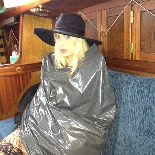 amanda i sopsäck