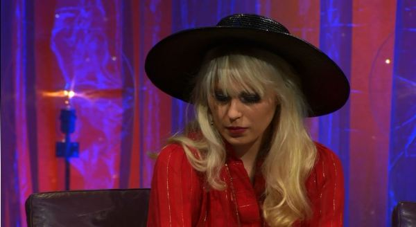 amanda jenssen på i tv