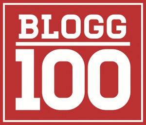 blogg 100 #blogg100