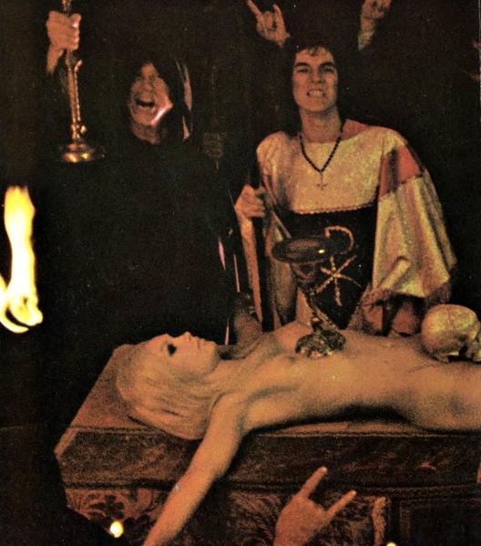 satanistisk ritual