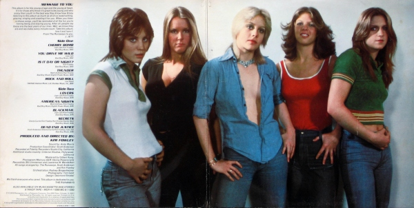 the runaways debut album lp