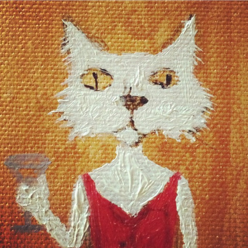 Catwoman aka Miss Jenssen
