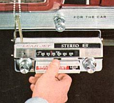 stereo i bil