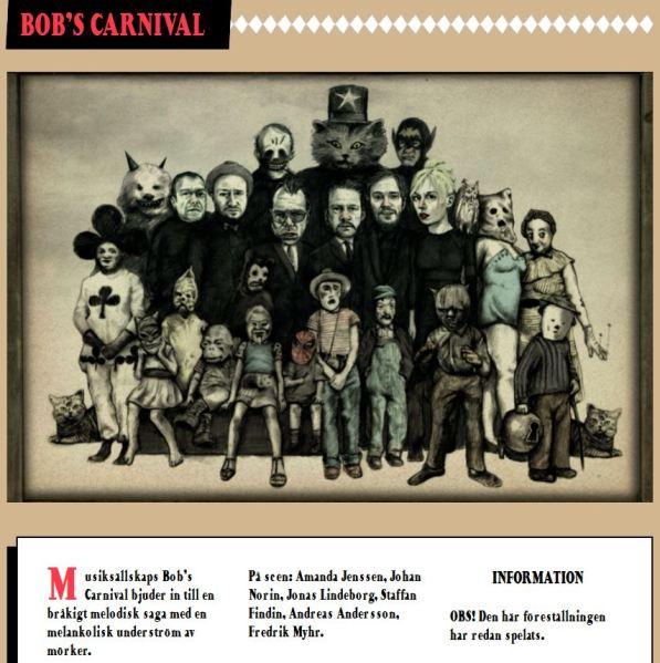 bob's carnival